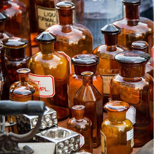 Muzeum Farmacji - zdjęcie ilustracyjne